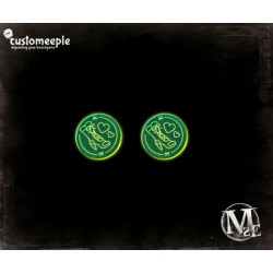 MALIFAUX COSTUMES MARKER (2 UNITS)