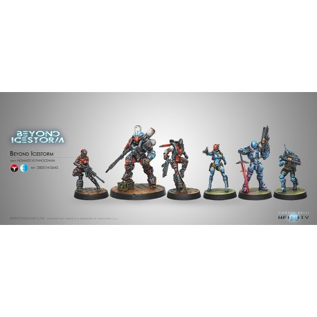 BEYOND ICESTORM EXPANSION PACK (A. BOUNTY HUNTER)