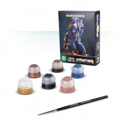 ULTRAMARINE PAINT SET