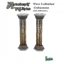 Dos Columnas Lobulares