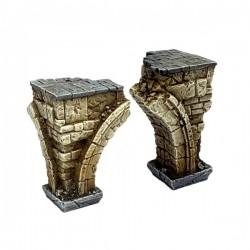 Arcos De Cupula