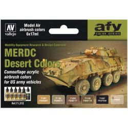 MERDC Desert Colors