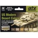 US Modern Desert Colors