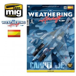 The Weathering Aircraft 6. Camuflaje