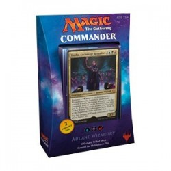 "Commander 2017: ""Arcane Wizardry"""