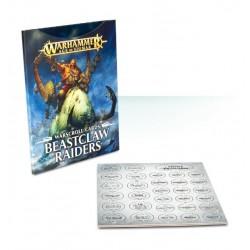 Warscrolls: Beastclaw Raiders