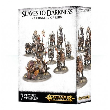 Slaves to Darkness: Harbringers of Ruin