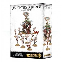 Daughters of Khaine: Blood Coven