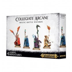 Collegiate Arcana: Mystic Battle Wizards
