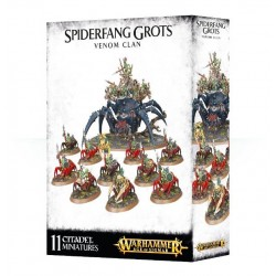 Spiderfang Grotz: Venom Clan