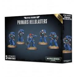Hellblaster Combat Squad