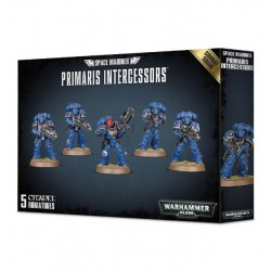 Intercessors Combat Squad