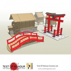 TEST OF HONOUR 3 PACK JAPANESE BUILDING