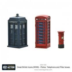 GREAT BRITISH ICONS