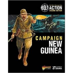 BOLT ACTION CAMPAIGN BOOK: NEW GUINEA
