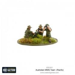 AUSTRALIAN MMG TEAM