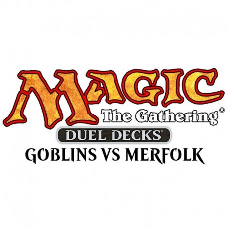 Duel Deck: Merfolk vs Goblins