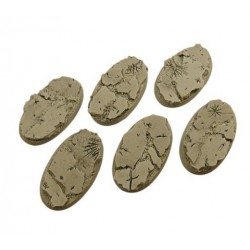Ruins Bases, WRound 40mm (2)