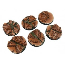 Shrine Bases, Round 25mm (5)