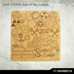 HDF: GLYPHS SONS OF THOR SYMBOLS