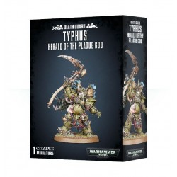 Death Guard: Typhus – Herald of Plague