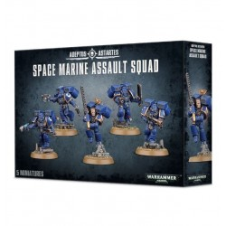 SPACE MARINE ASSAULT SQUAD 2017
