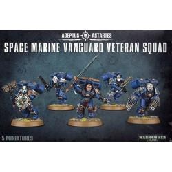 Escuadra Veteranos de la Vanguardia