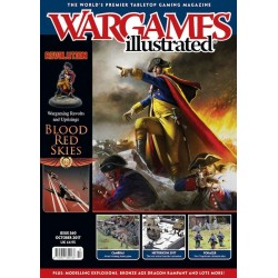 Wargames Illustrated Issue 330 October 2017