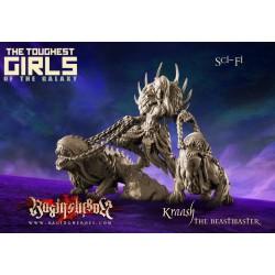 Kraash, The Beastmaster