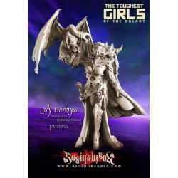 Lady Darkryss, Noblewoman