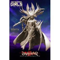 Shiveryah, Sorceress