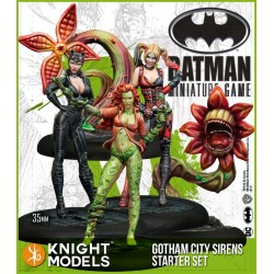 GOTHAM CITY SIRENS STARTER SET