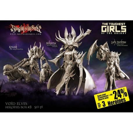 Heroines Box Void Elves 2