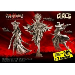 Heroines Box Sisters 2