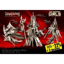 Heroines Box Sisters 3