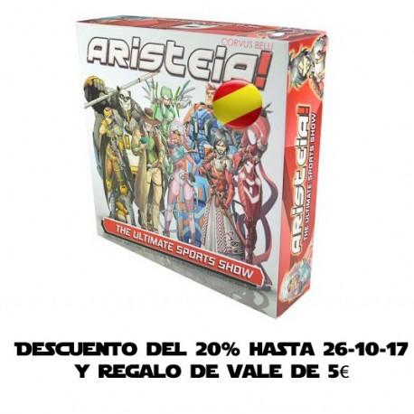 ARISTEIA! JUEGO BÁSICO (español)