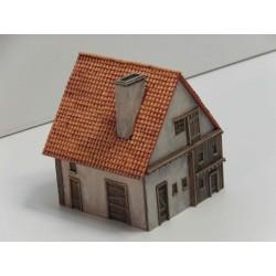 Casa 4 Teja Plana
