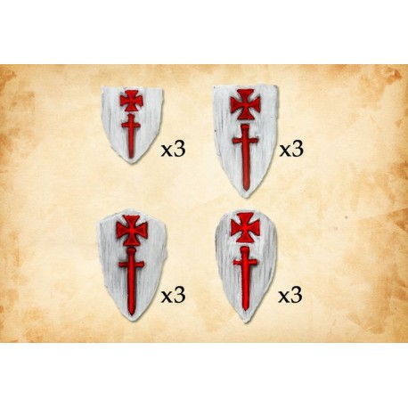 Santiago Order Shields