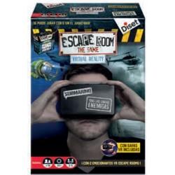 Escape Room Virtual Reality (VR)