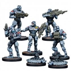 Enforcer Forward Observer/Commander Roca