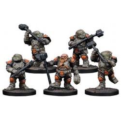 Forge Father Thorgarim Team