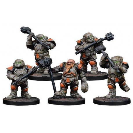Forge Father Hammerfist Drop Team