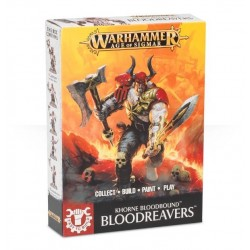 EASY TO BUILD: Khorne bloodreavers