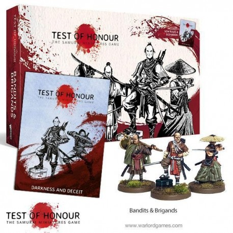 BANDITS AND BRIGANDS TEST OF HONOUR