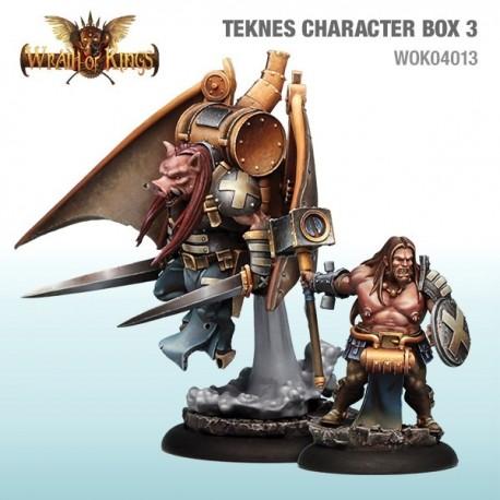 TEKNES CHARACTER BOX 3