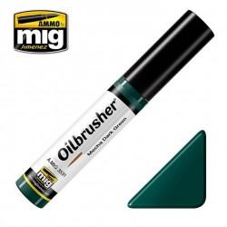 Verde oscuro para Mechas