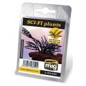 Plantas Ciencia-Ficción
