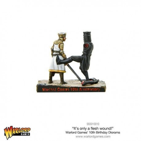 IT'S ONLY A FLESH WOUND - LIMITED DIORAMA