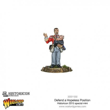 DEFEND A HOPELESS POSITION LIMITED FIGURE