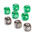 WHU: Ironskull's Boyz dice